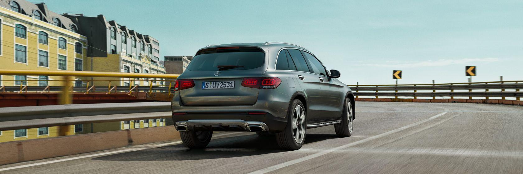 Безпека Mercedes–Benz GLC