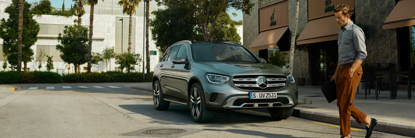 Ціна Mercedes-Benz GLC 2020