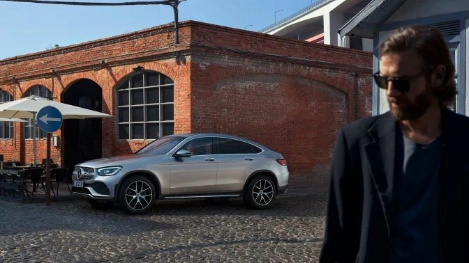 Mercedes-Benz GLC Coupe екстер'єр