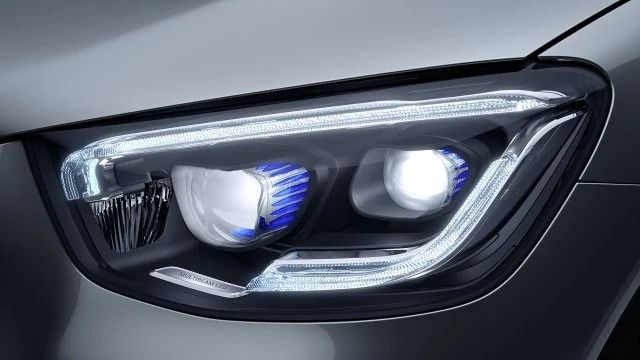 Новий автомобіль Mercedes-Benz GLC Coupe MULTIBEAM LED