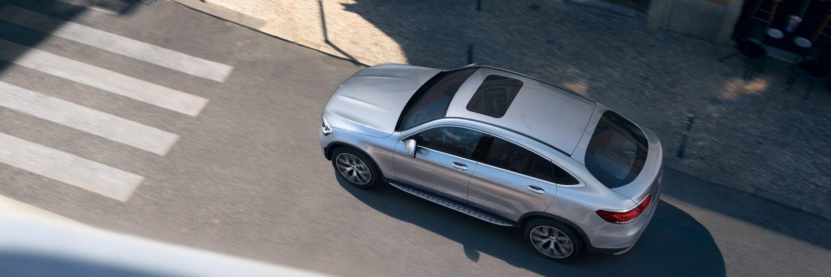 Безпека Mercedes–Benz GLC Coupe