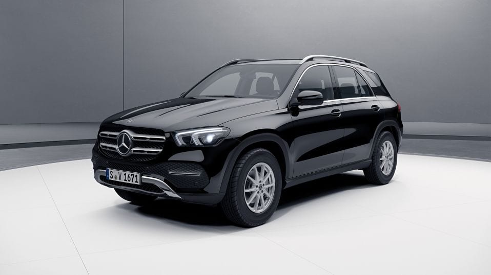 Новый автомобиль Mercedes-Benz GLE ( ГЛЕ ) Экстерьер