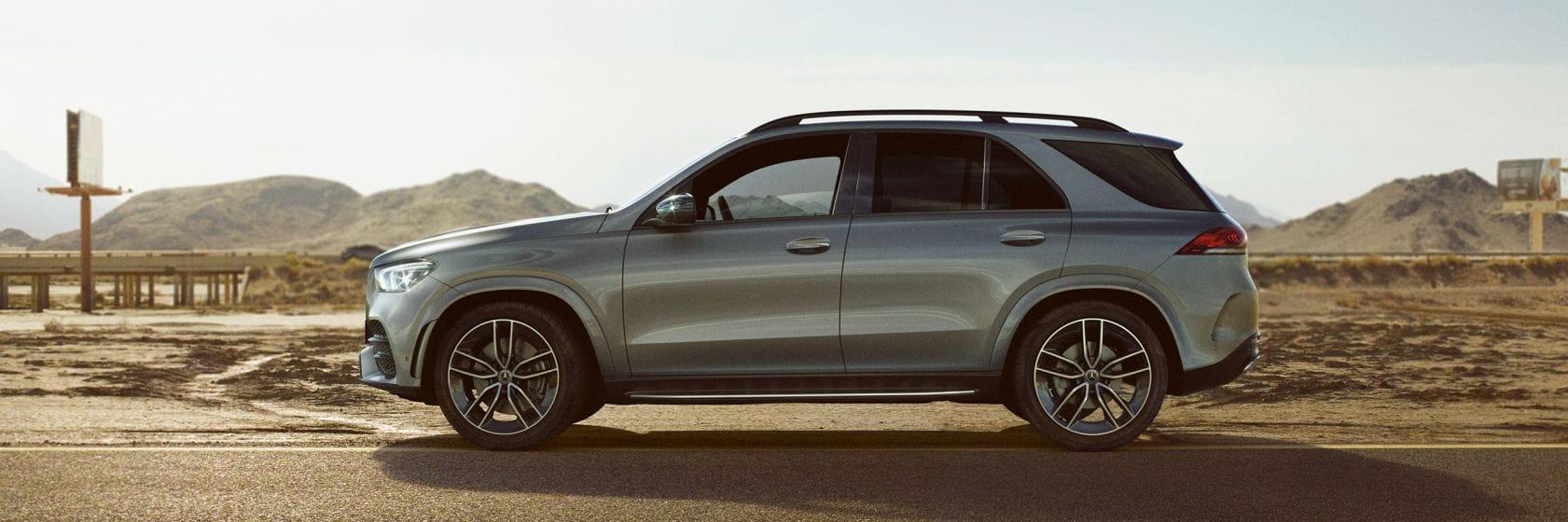 Уникальное предложение на новые модели Mercedes-Benz GLE