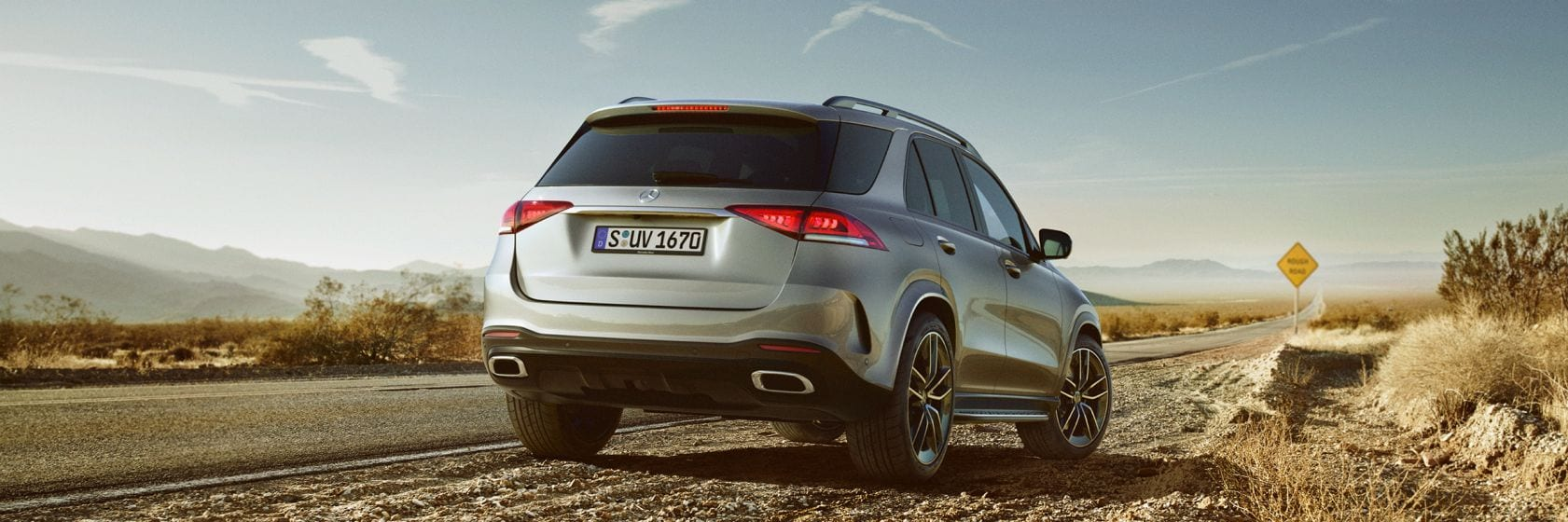 Дизайн Mercedes-Benz GLE