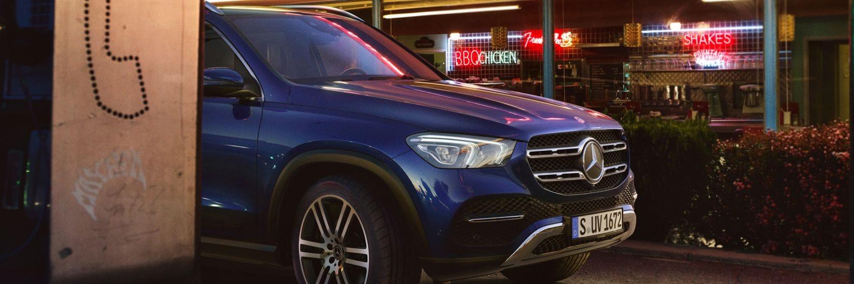 Ціна Mercedes–Benz GLE