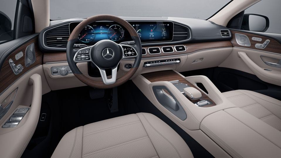 Новый автомобиль Mercedes-Benz GLE Coupe EXCLUSIVE