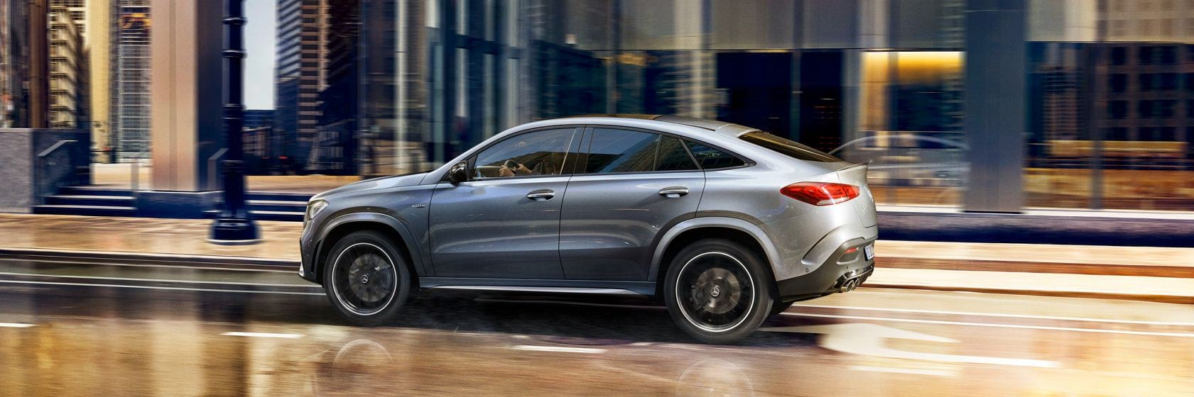 Дизайн Mercedes–Benz GLE Coupe