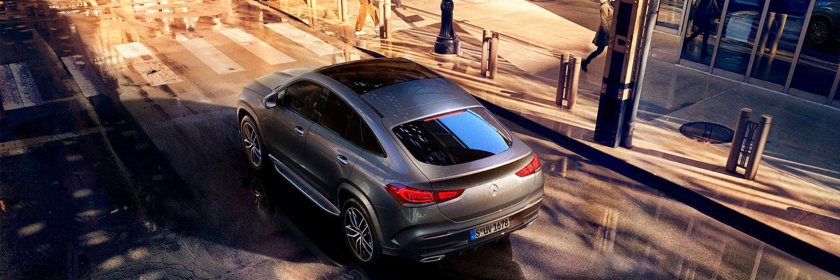 Технологии Mercedes–Benz Mercedes–Benz GLECoupe