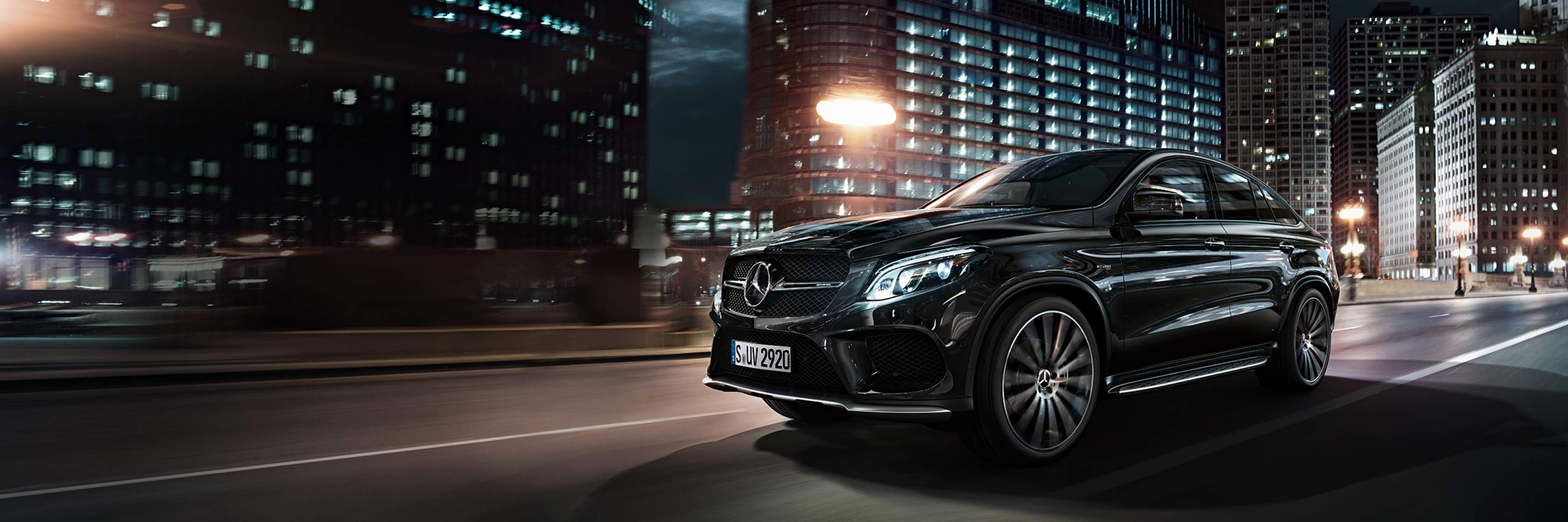 Цена Mercedes–Benz GLE Coupe