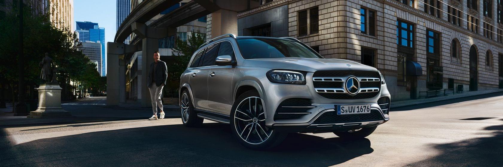 Огляд автомобіля GLS 2021