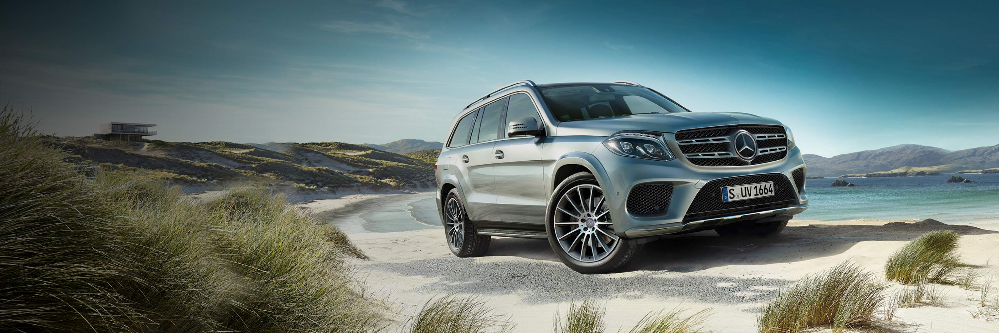 Цена Mercedes–Benz GLS
