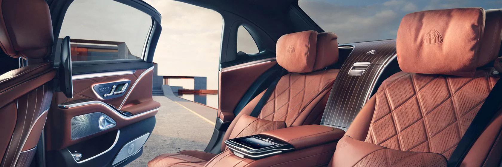 Комфорт Mercedes-Maybach S-Class 2021