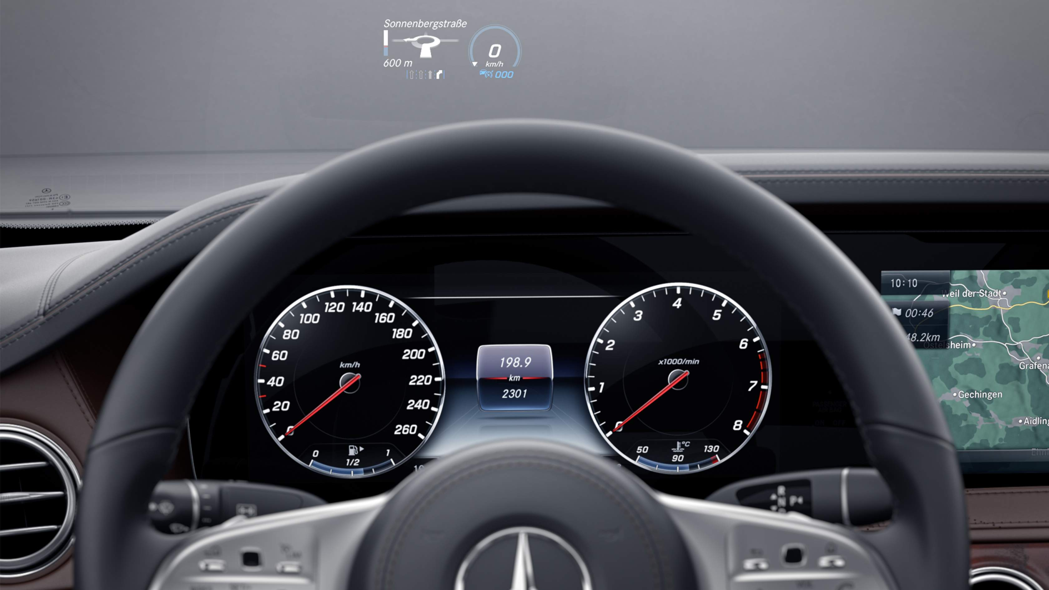 Mercedes-Benz Intelligent Drive Mercedes-Maybach