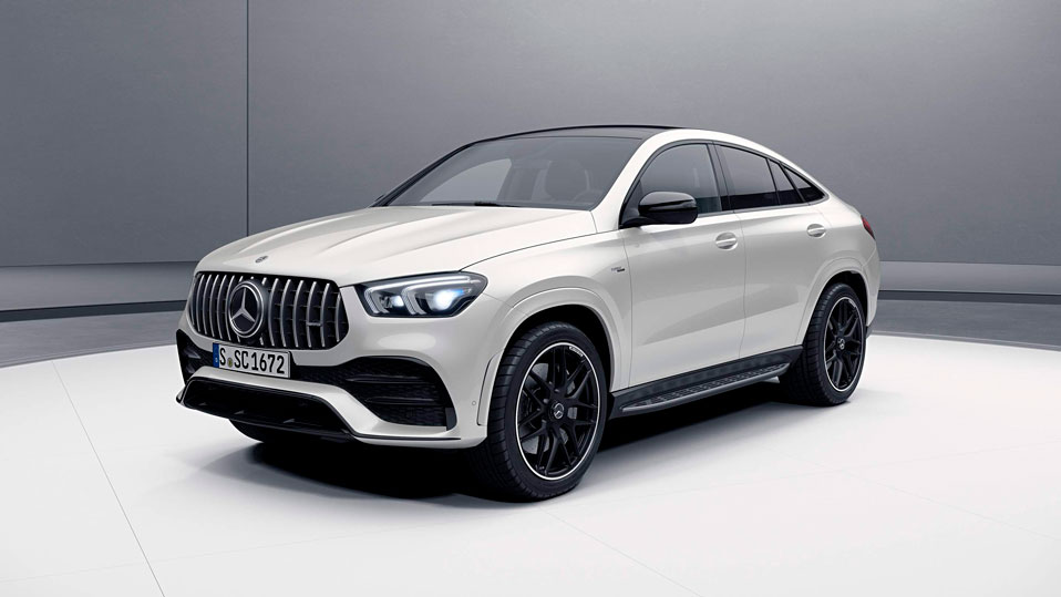 Новий автомобіль Mercedes-AMG GLE Coupe Пакет AMG Night