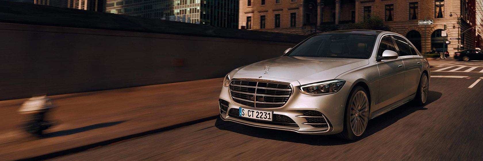 Ціна Mercedes–Benz S–Class Sedan wv223 2021