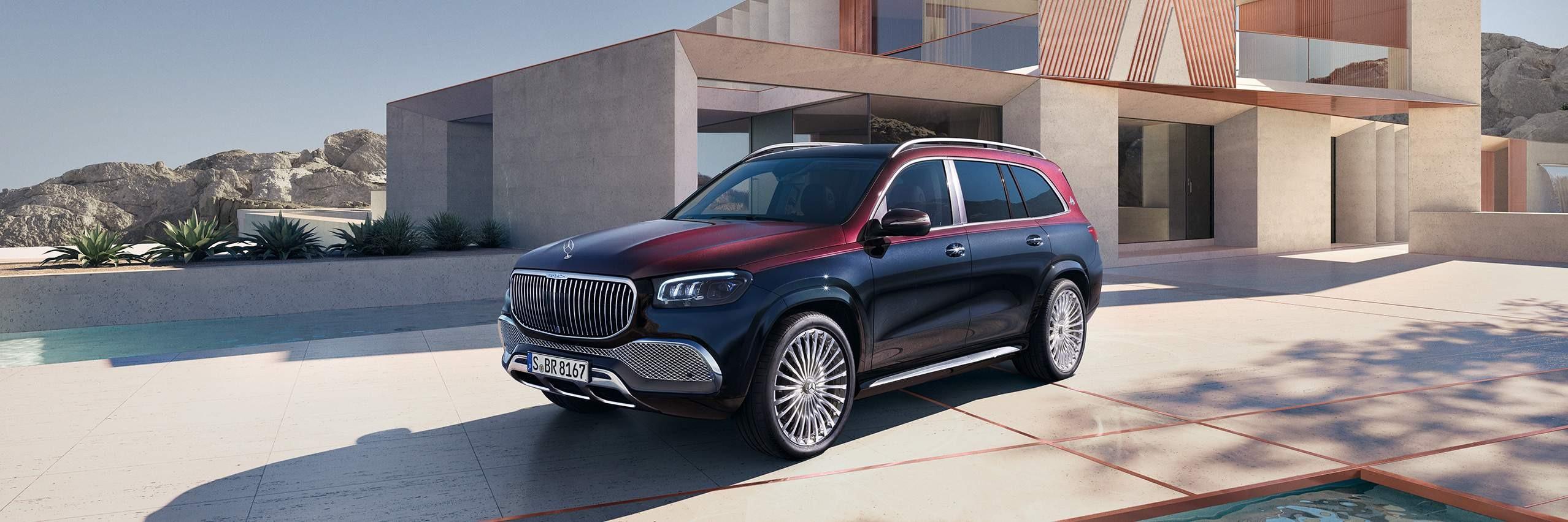 Технології Mercedes–Maybach GLS2021