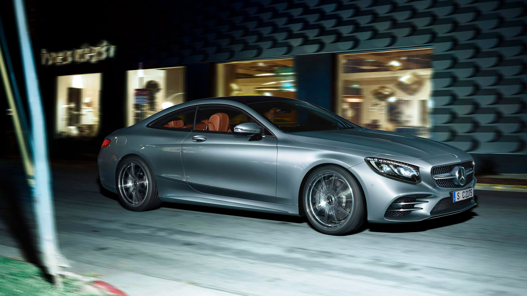 Безопасность Mercedes-Benz C-Class Сoupe