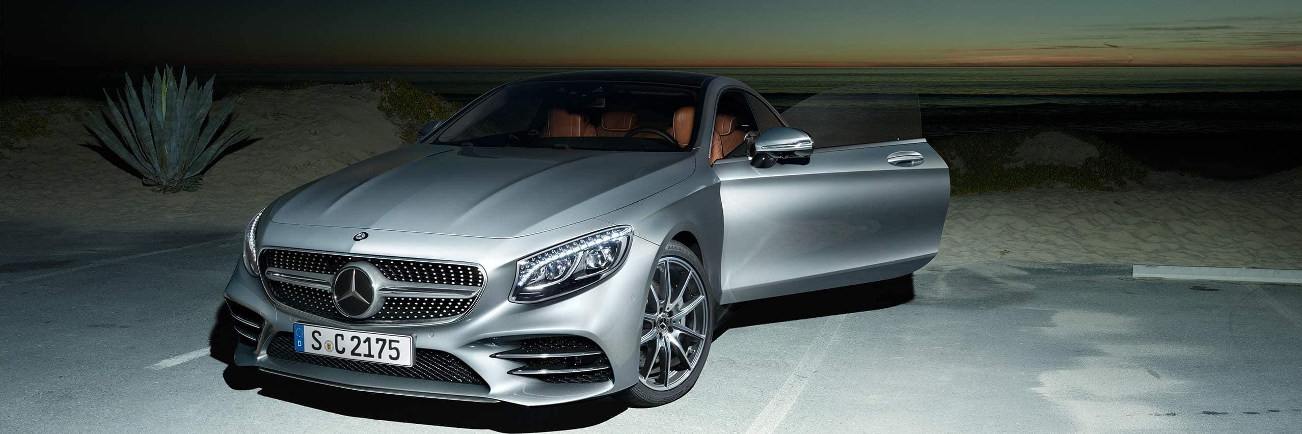 Технические данные Mercedes-Benz S-Class Coupe