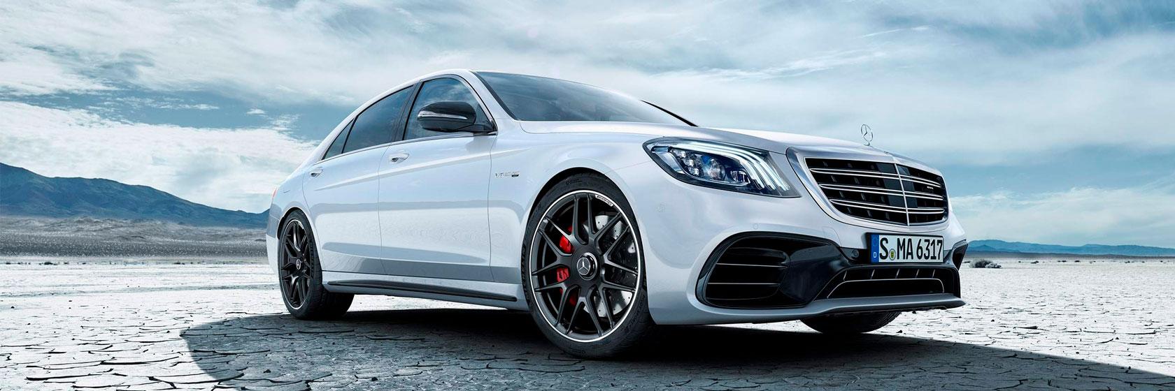 Технологии Mercedes-AMG C-Class.