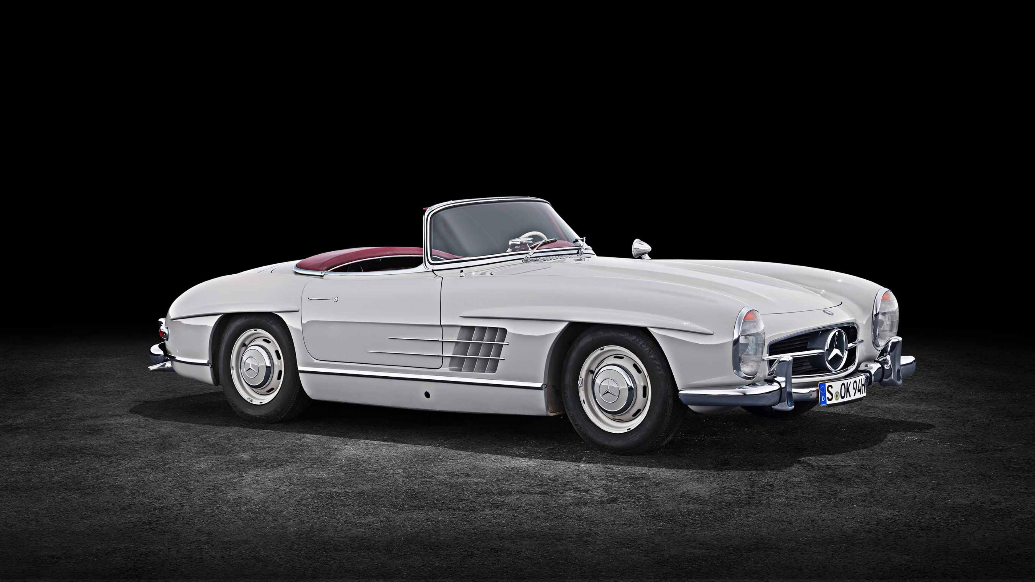 автомобиль Mercedes-Benz 300 SL 1957 г