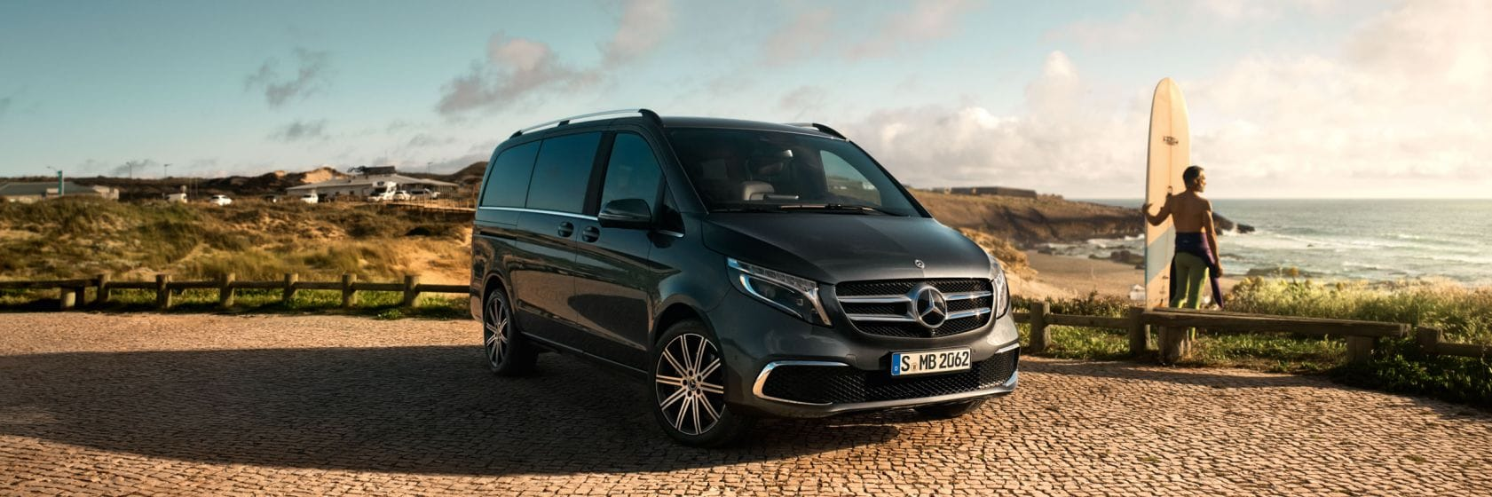 Дизайн Mercedes–Benz V-Class