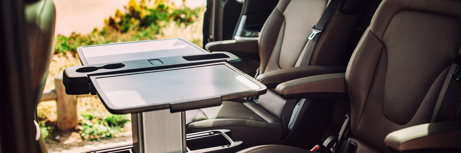 КомфортMercedes-Benz V-Class 2021
