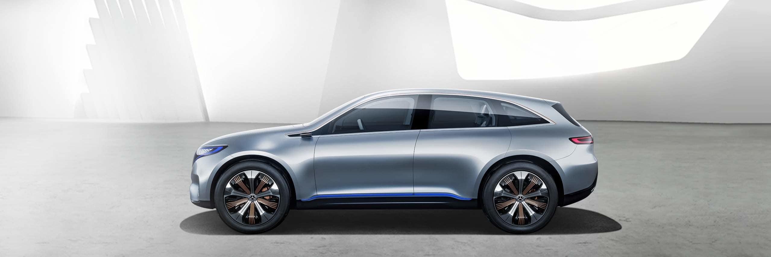 Дизайн Mercedes-Benz