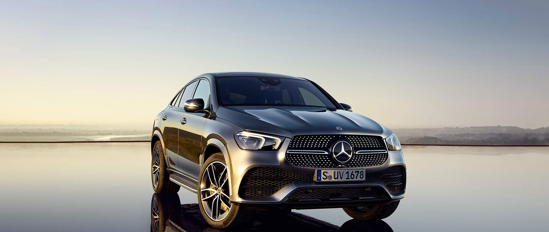 Mercedes–Benz GLE Coupe