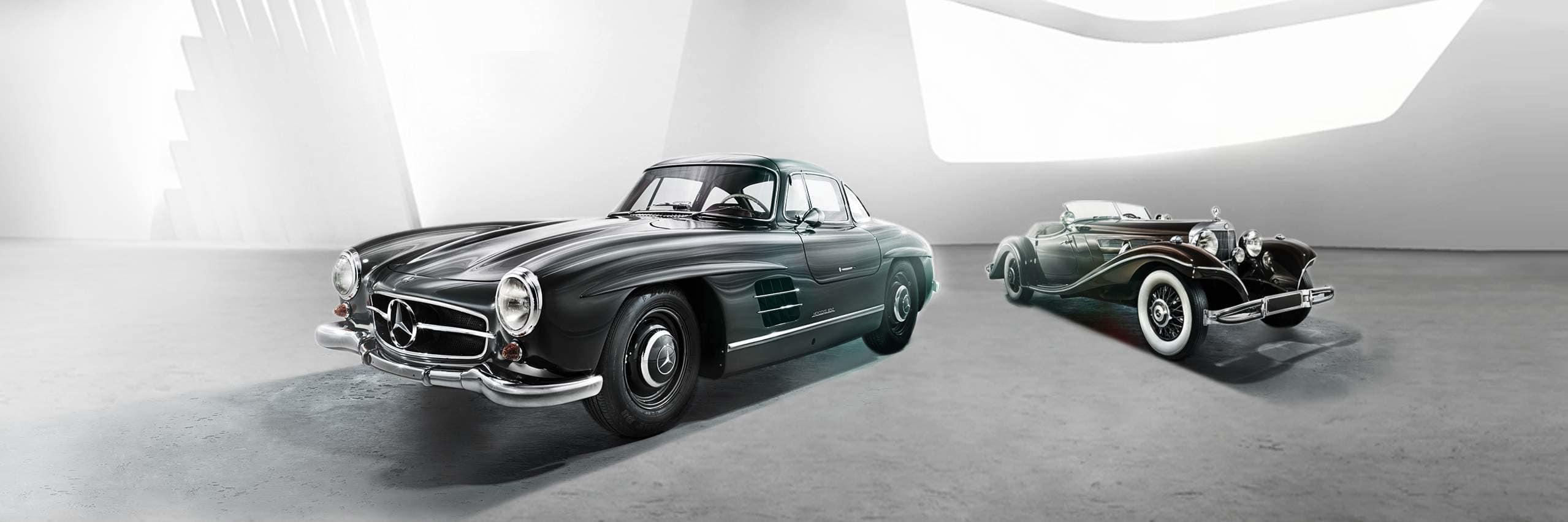 Історія Mercedes-Benz