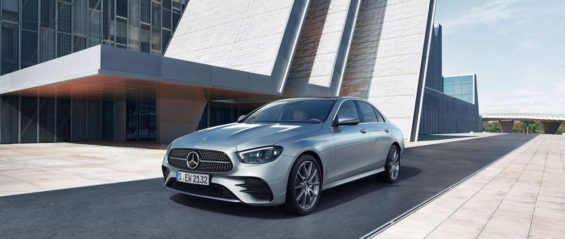 Mercedes–Benz E-Class 2020