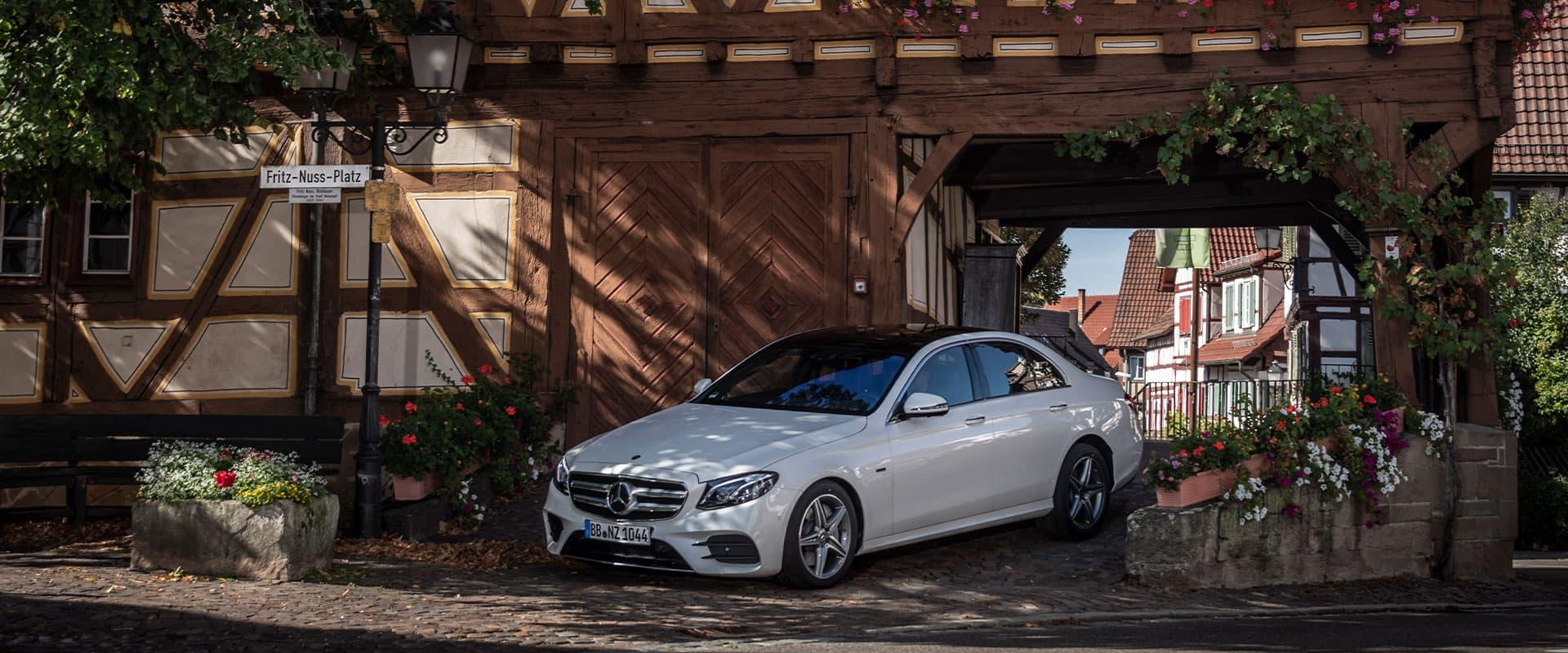 Mercedes–Benz E-Class