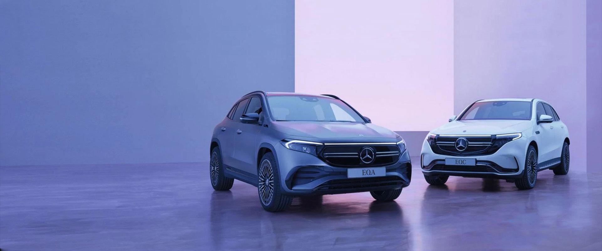Mercedes–Benz EQA/EQC