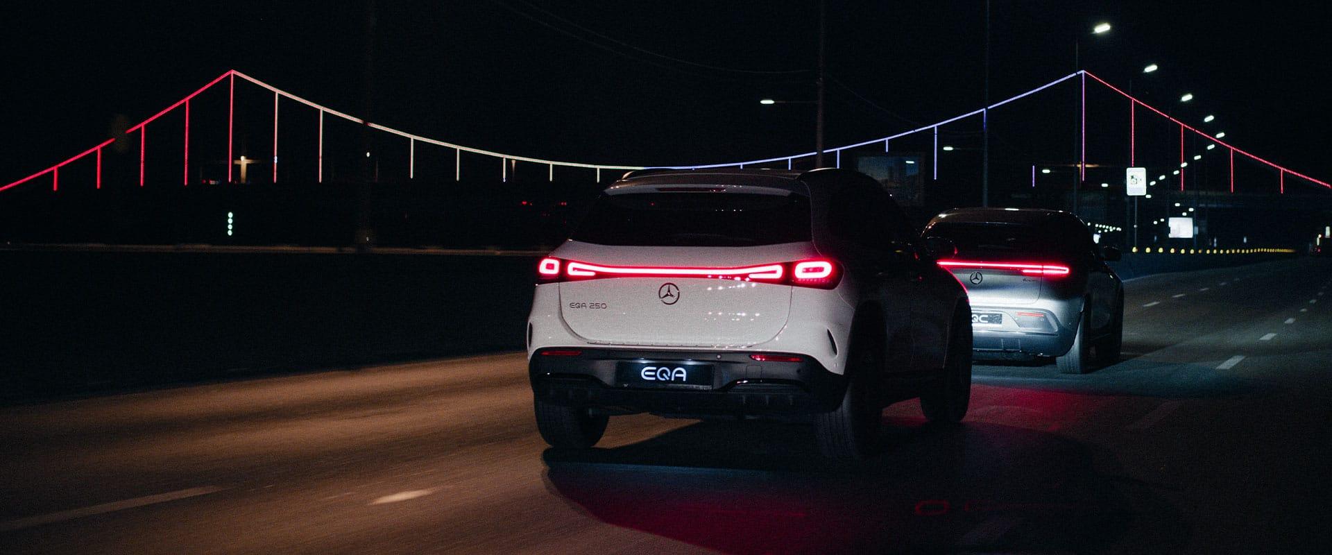 Mercedes-EQ EQA EQC