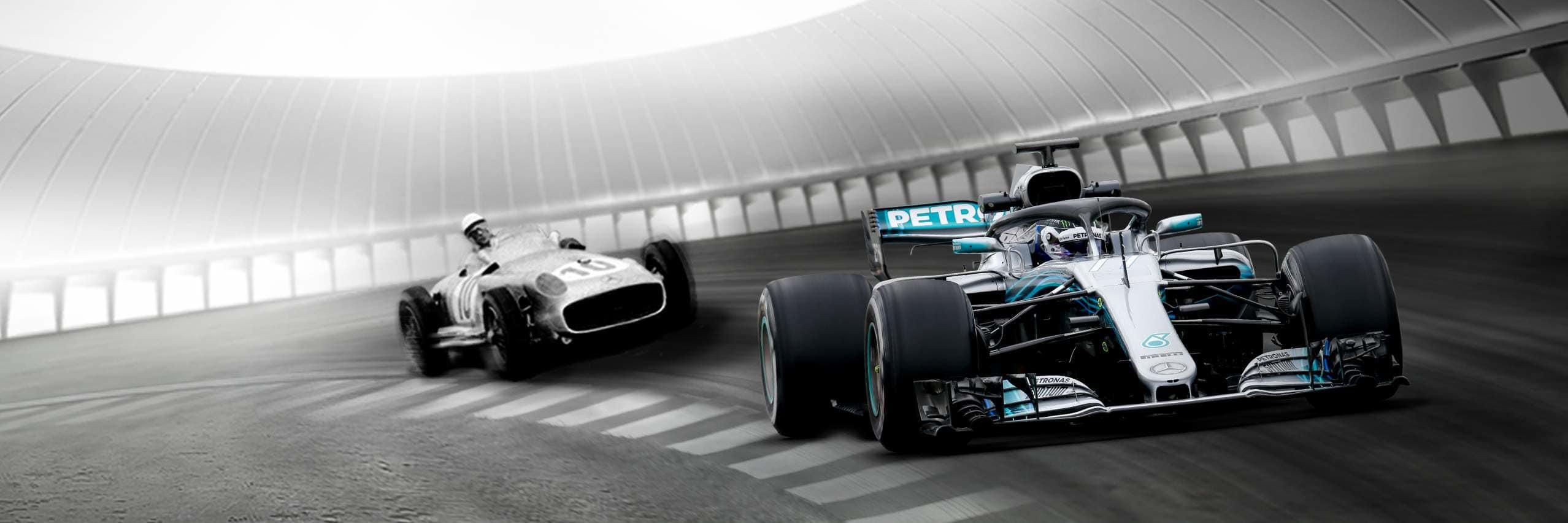 Mercedes-Benz в мире спорта