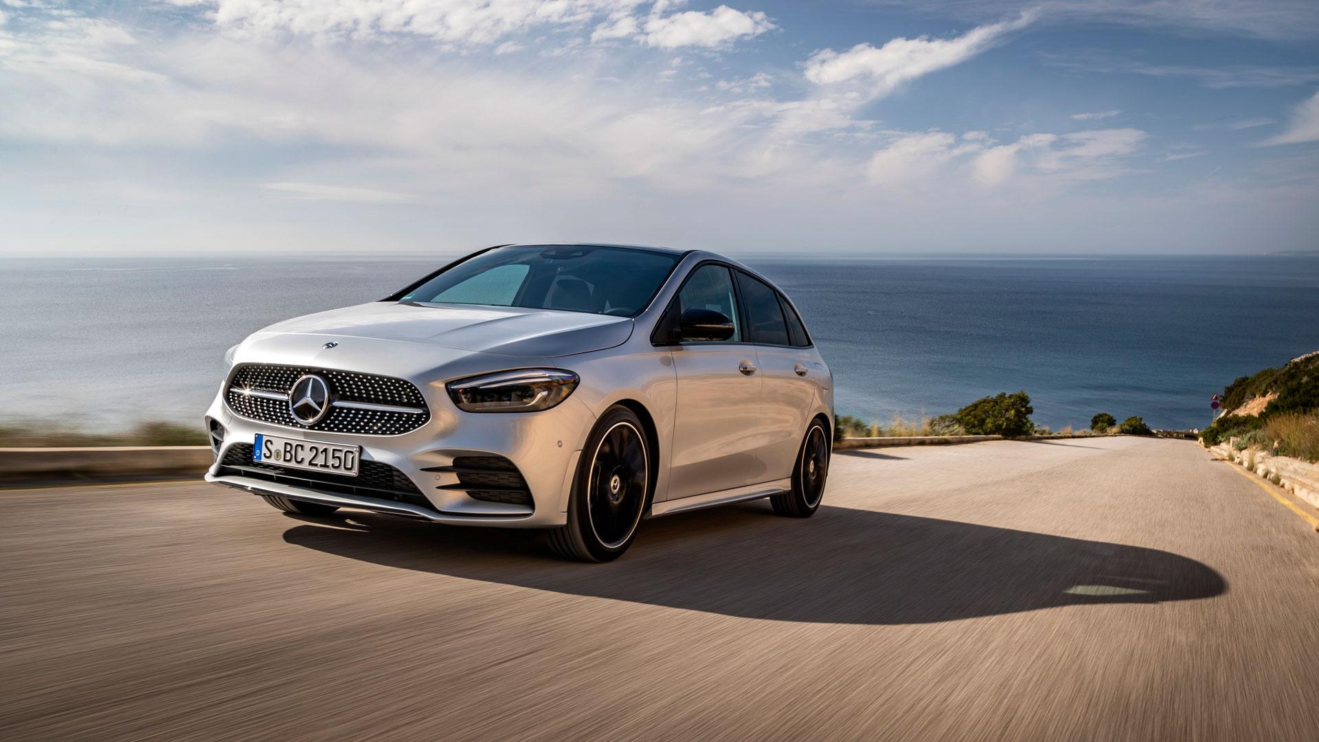 У Mercedes-Benz відзвітувались про продажі в лютому