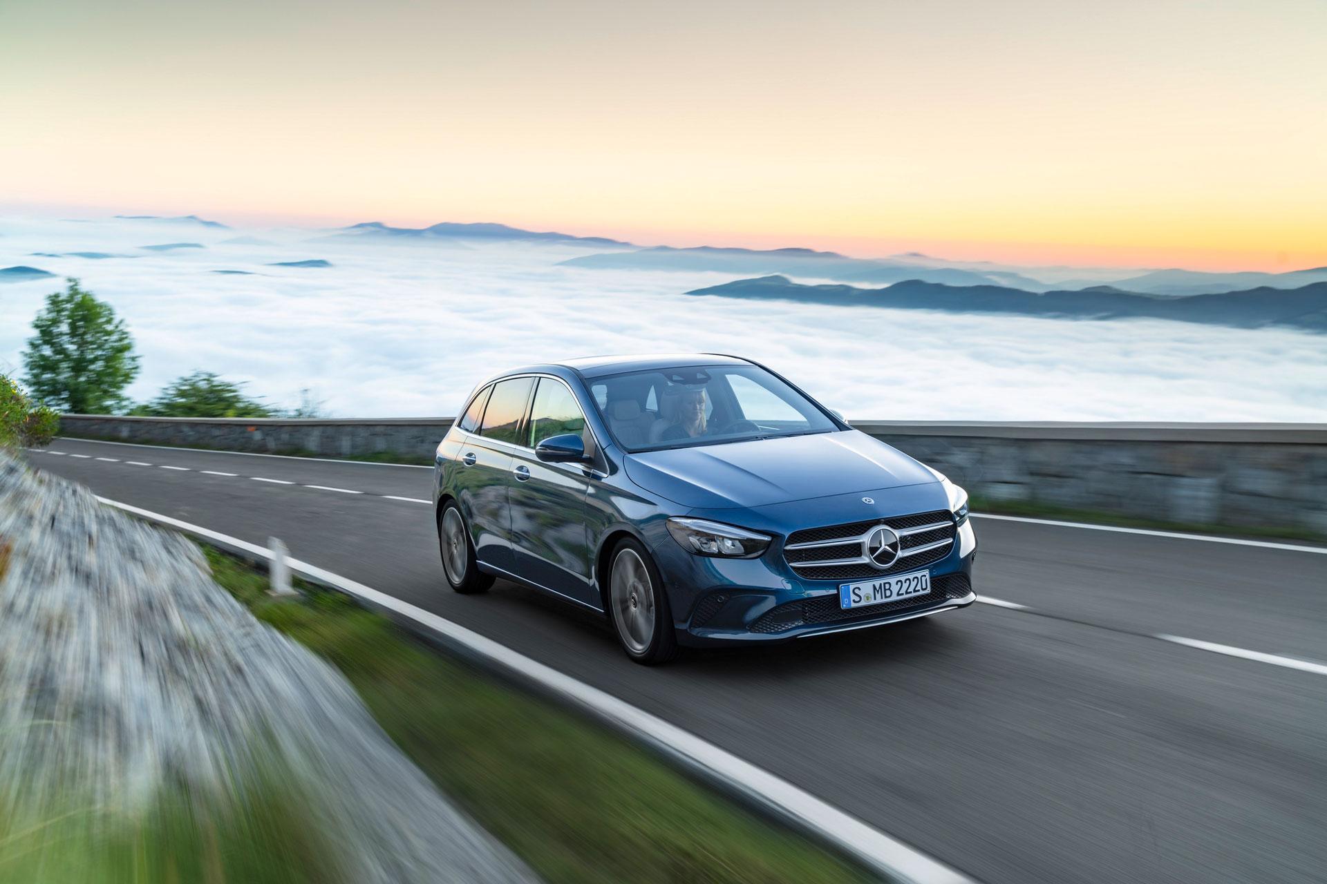 Ассистент ECO от Mercedes-Benz: экономия и защита экологии