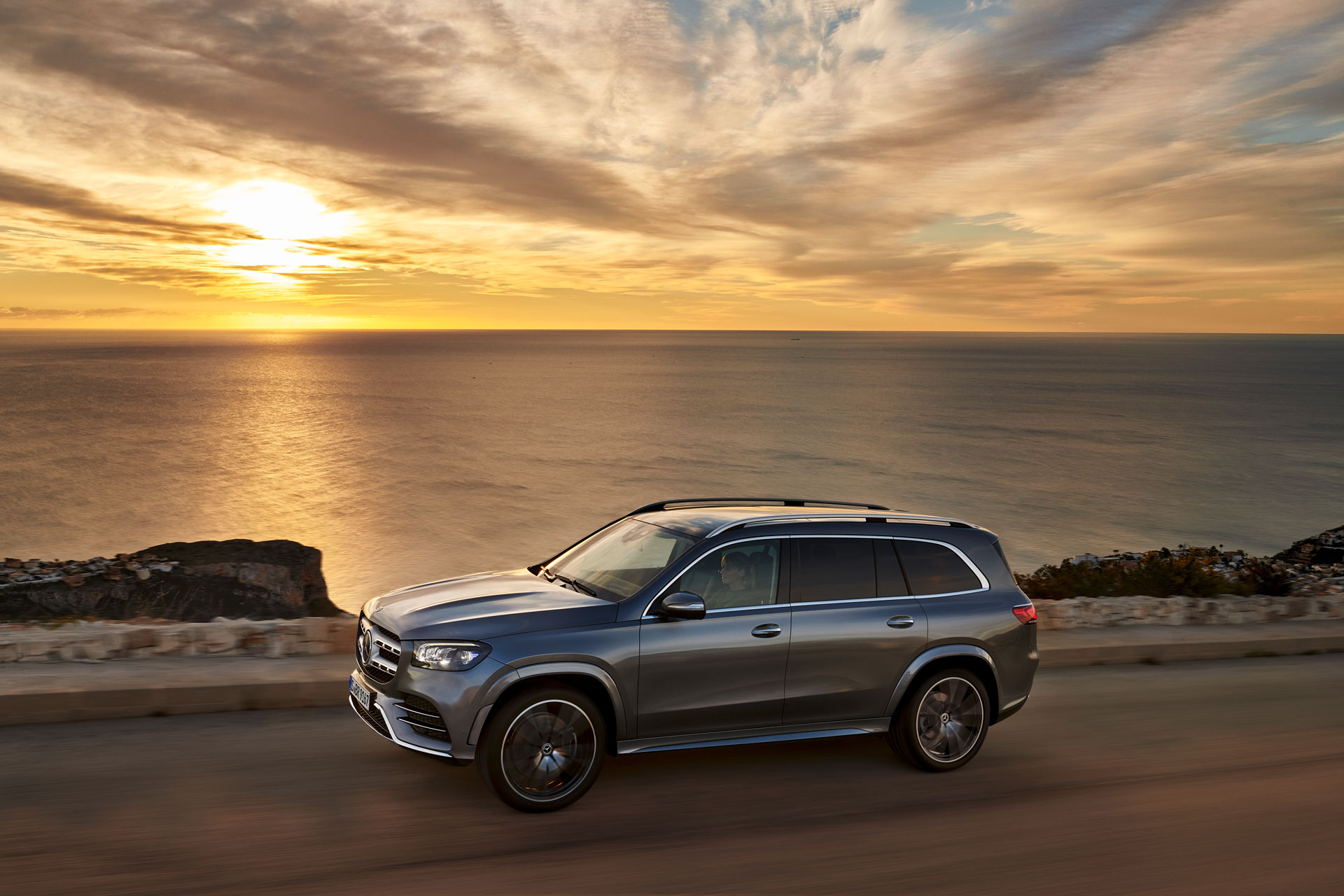 Новий Mercedes Benz GLS 2019