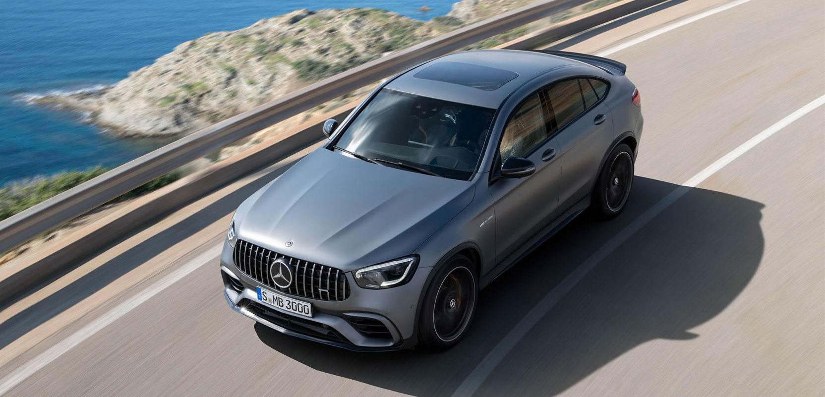 Mercedes-Benz GLC: нові двигуни в 2019 та 2020 році