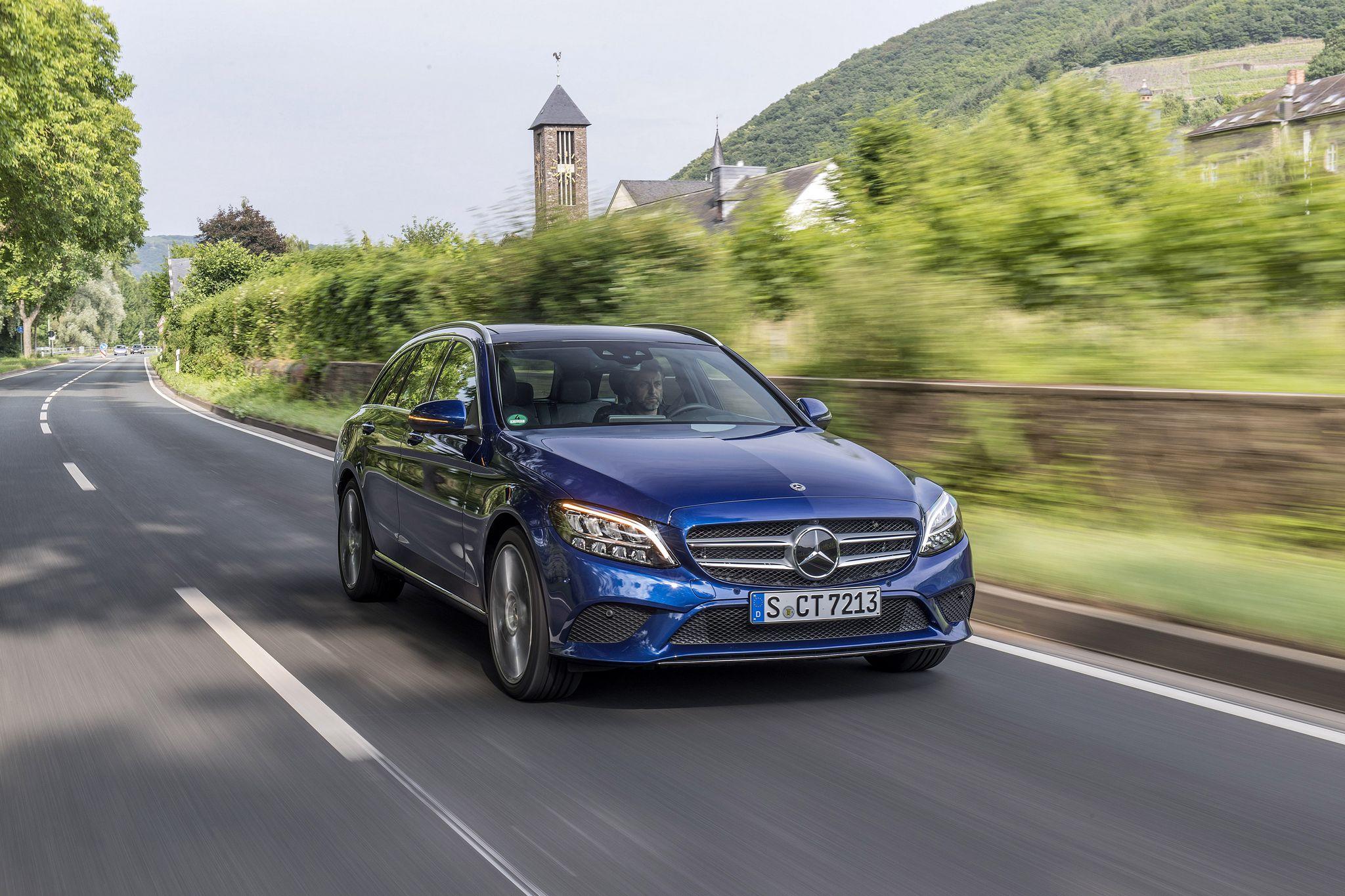 Новий Mercedes-Benz C-Class 2019 року випуску: старт продажів в Європі
