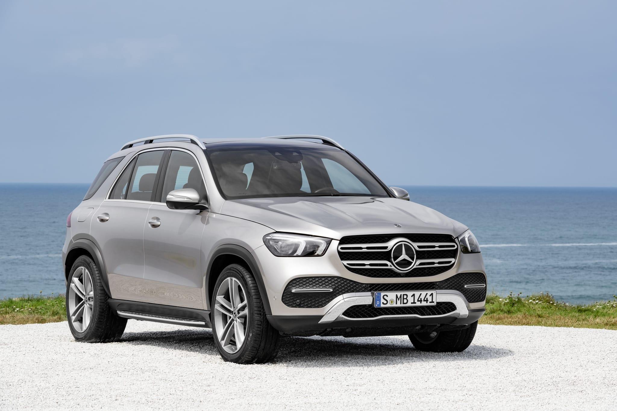 Новий Mercedes-Benz GLE 580 4MATIC підтверджений офіційно