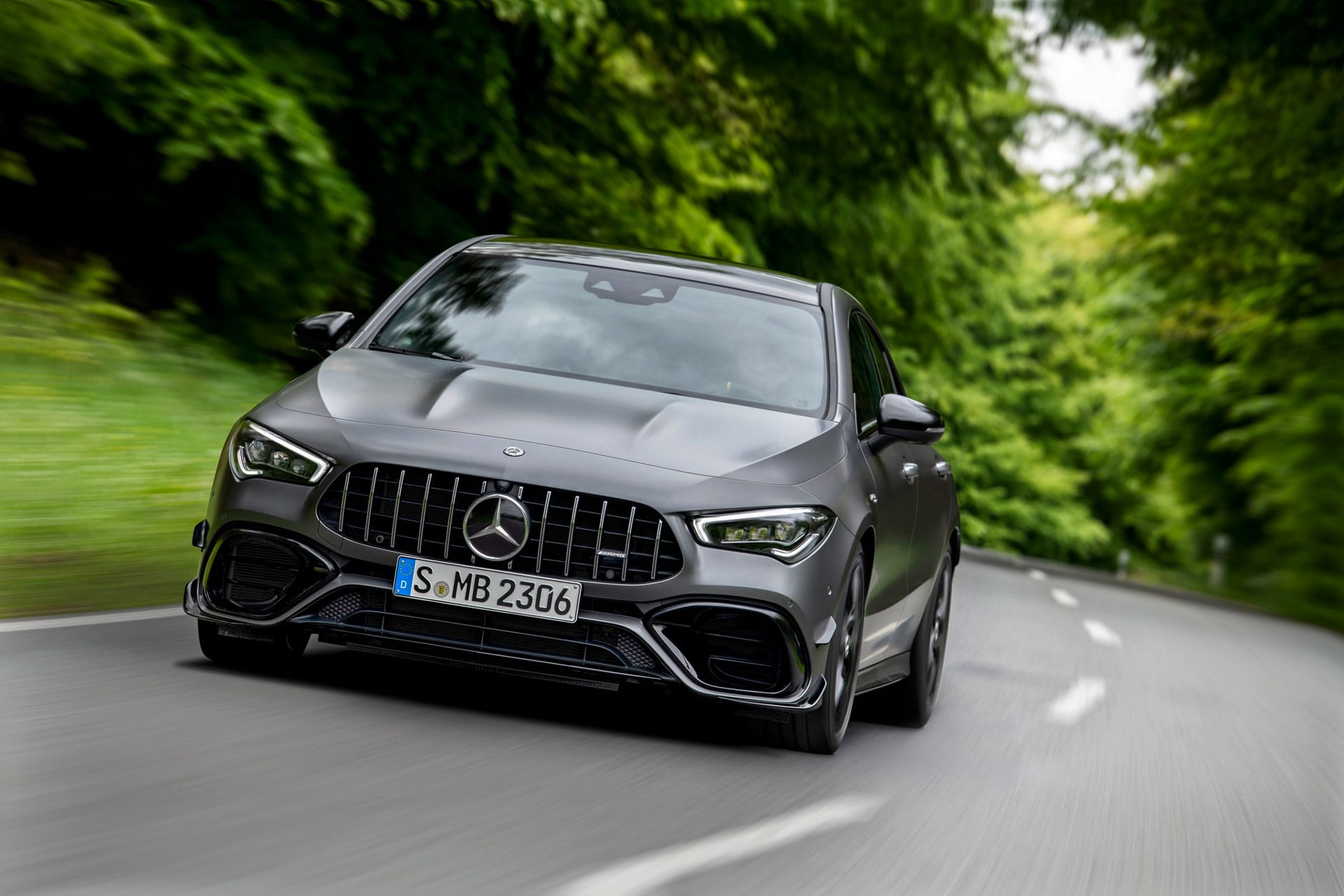 Mercedes-AMG CLA 45 4MATIC диски