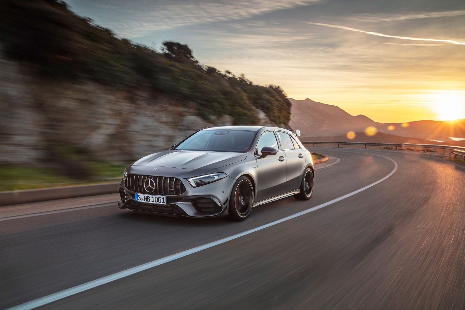 Mercedes-AMG A 45 S 4MATIC диски