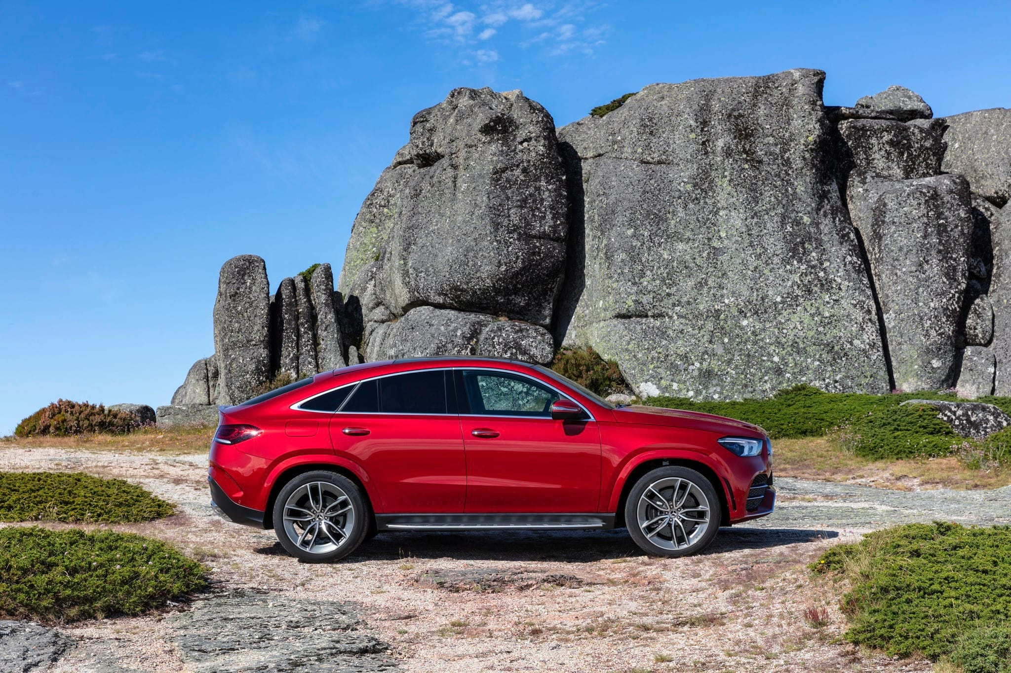 Mercedes—Benz GLE Coupe скоро в продажу