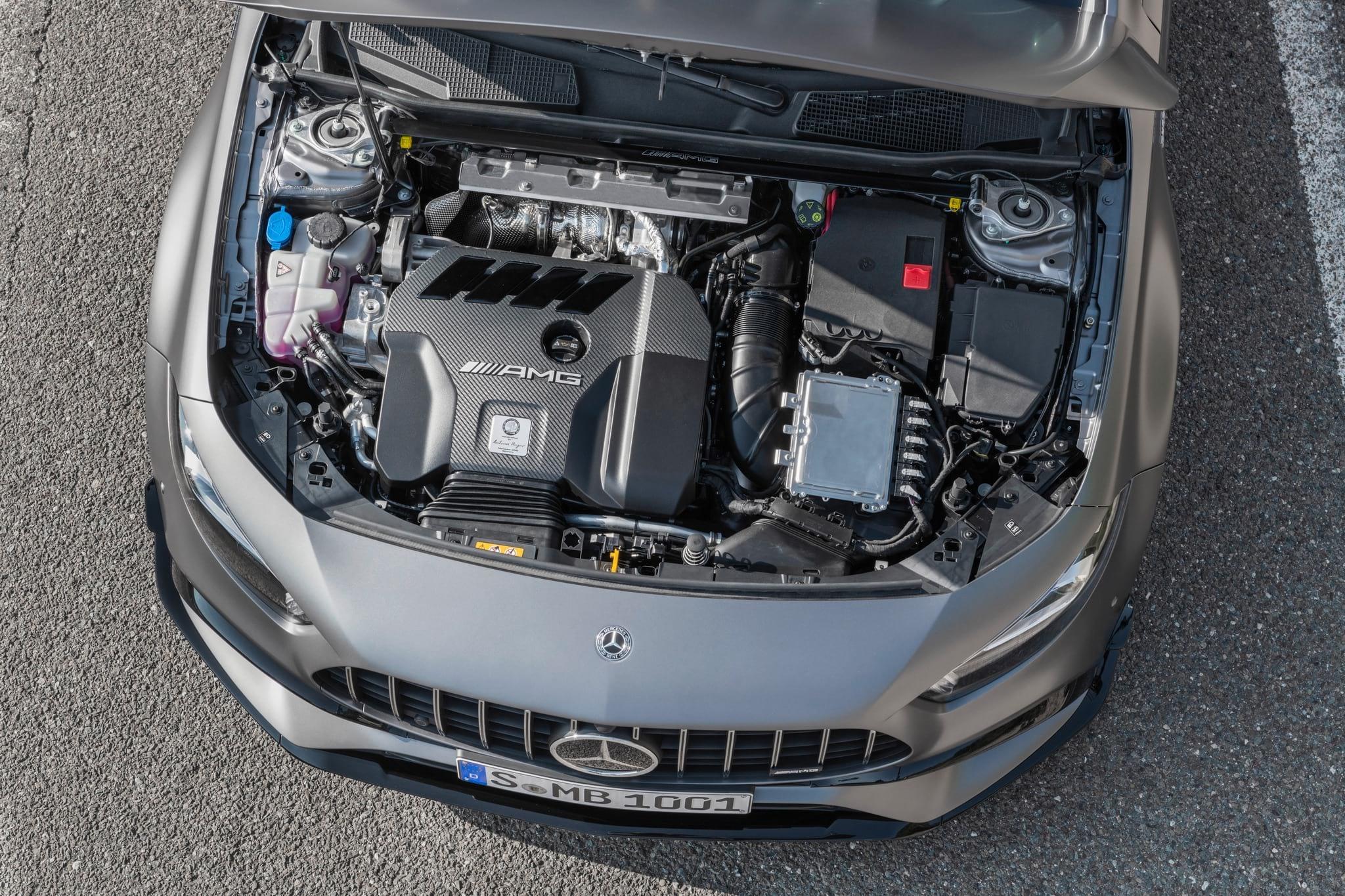 Mercedes–AMG оголосили про поставки перших компактних моделей в 2020 році