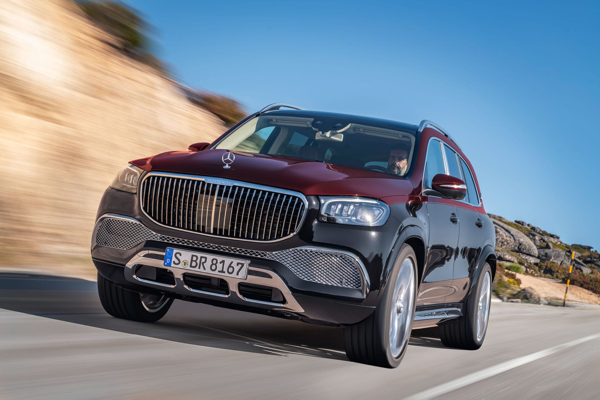Новий автомобіль Mercedes Maybach Mercedes-Maybach GLS 600