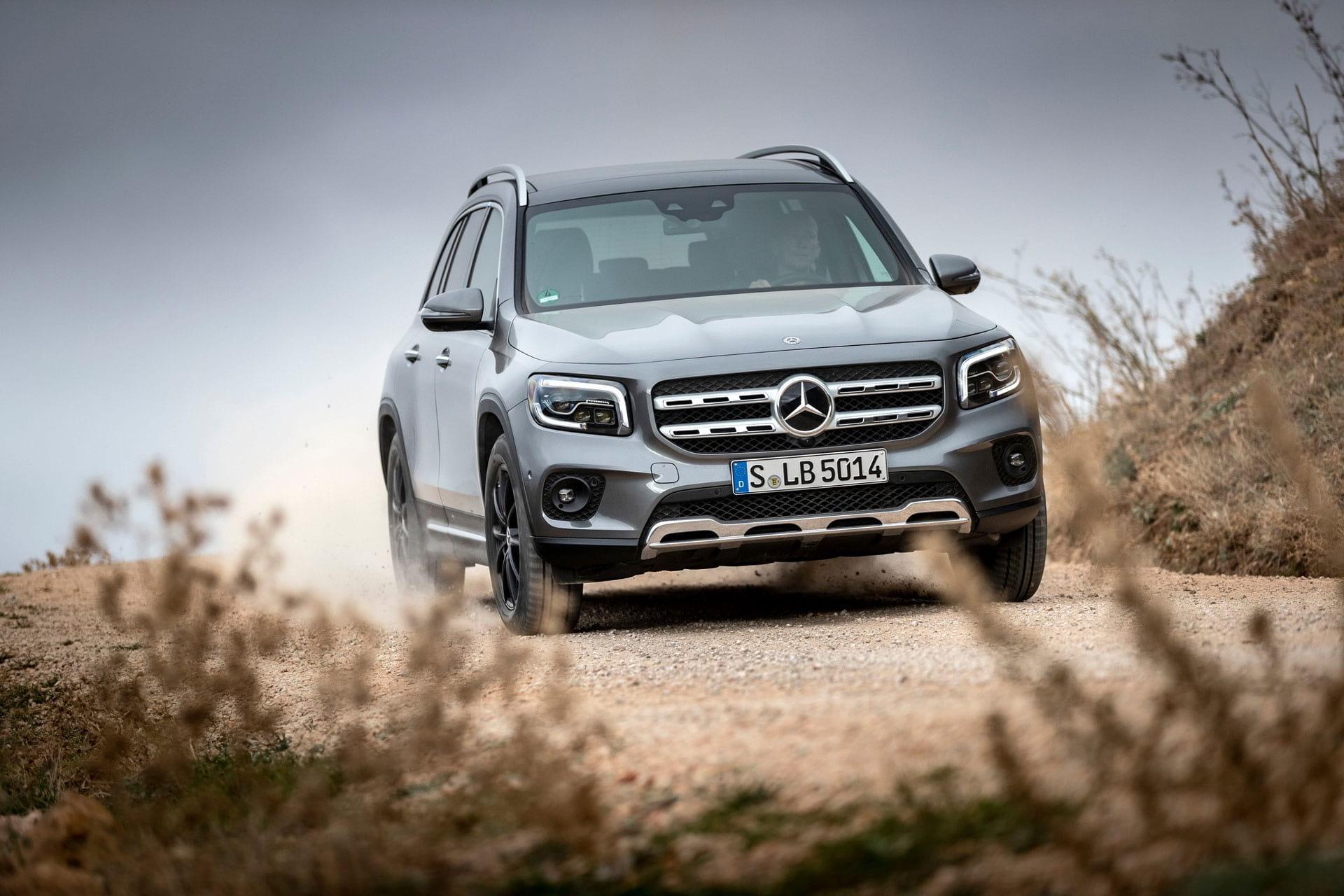 Mercedes–Benz уникальные преимущества различных систем подвески