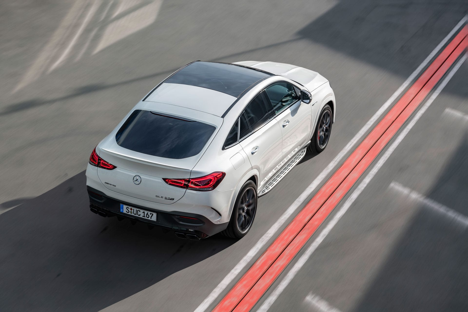 Mercedes–AMG GLE 63 4MATIC Coupe