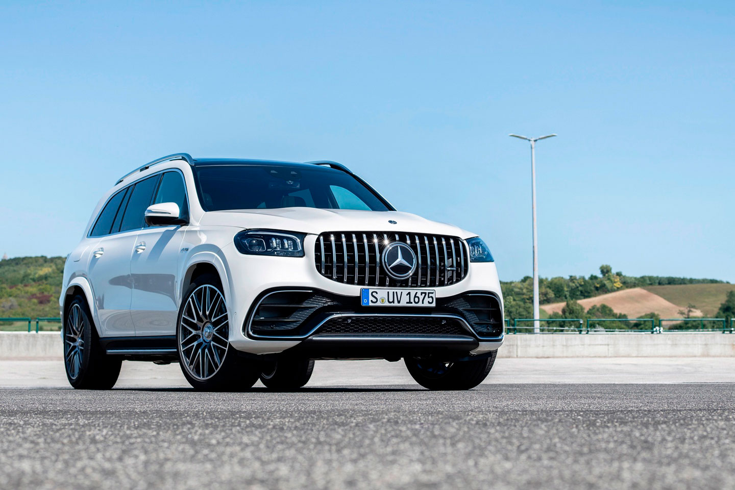 Mercedes-AMG GLS 63 4MATIC + початок продажу