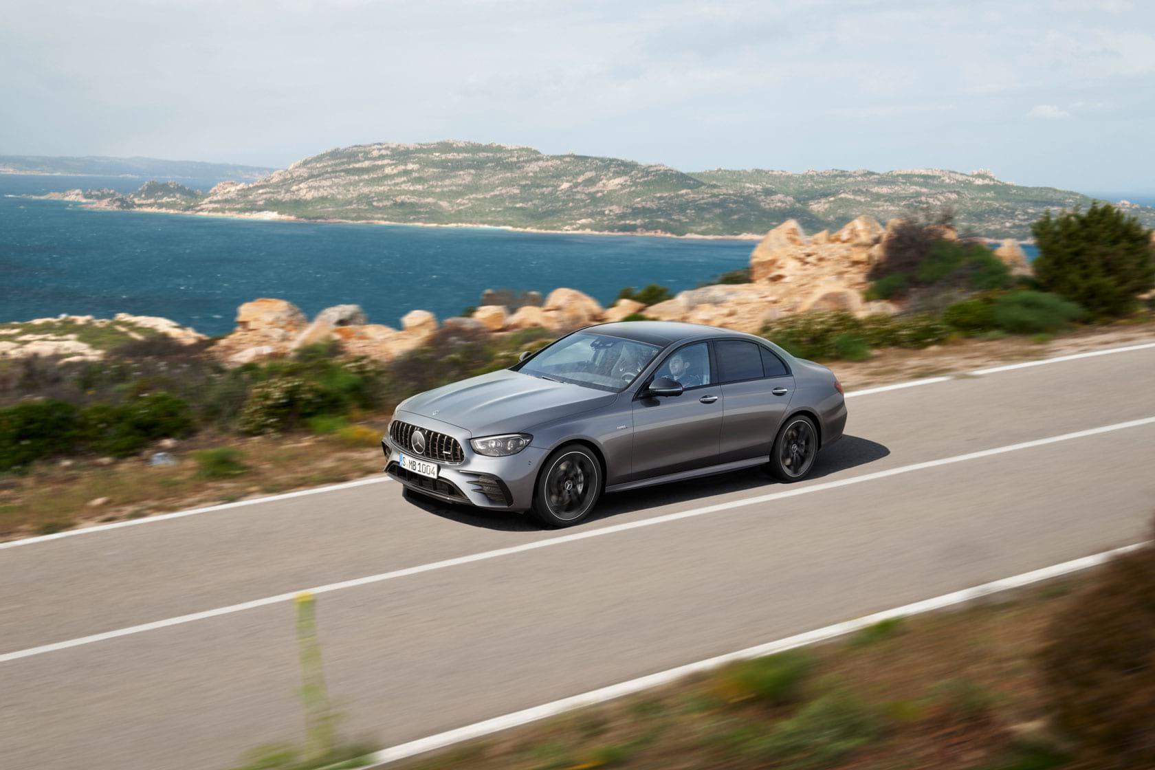 Mercedes–Benz E–Class 2020 панування інтелекту