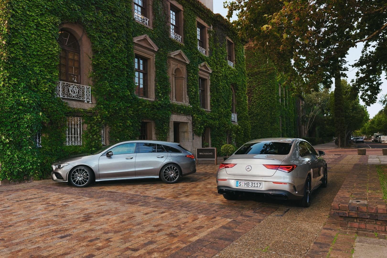 Mercedes-Benz представив ряд оновлених моделей Edition 2020